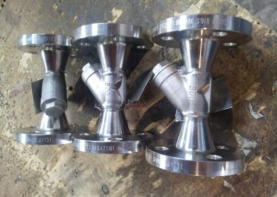 1 Inch Flange End Y-Strainers
