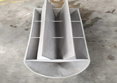 Boat Type Strainer Elements