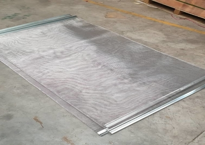 Hook Vibrating Screen